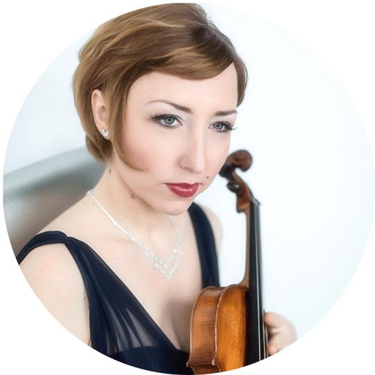 Irina Blank Violine
